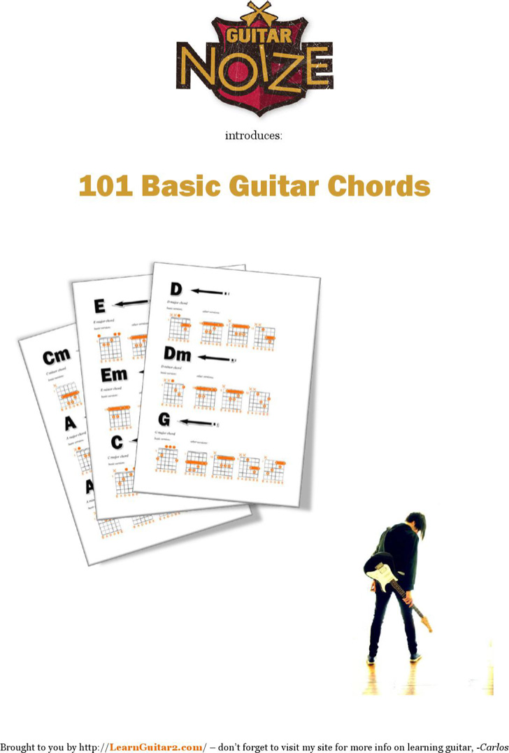 basic-guitar-note-chart