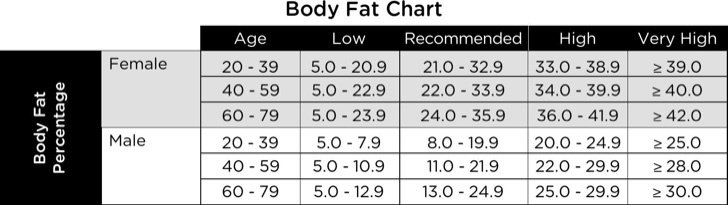 example-body-fat-chart-female-in-pdf