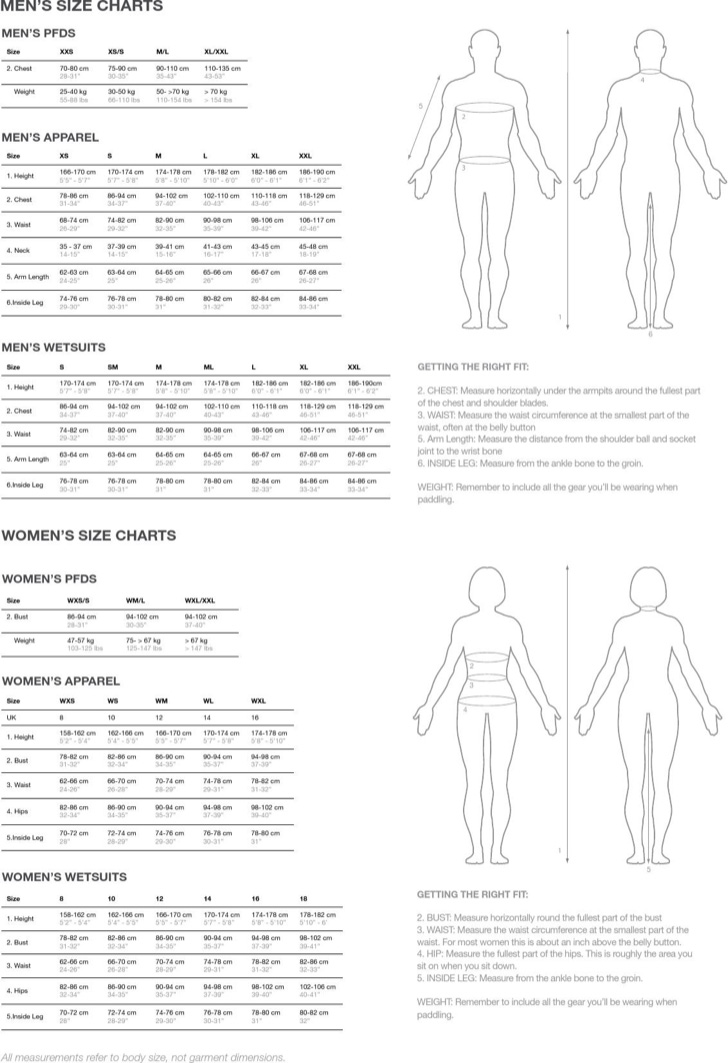 height-and-weight-size-chart-for-men-example