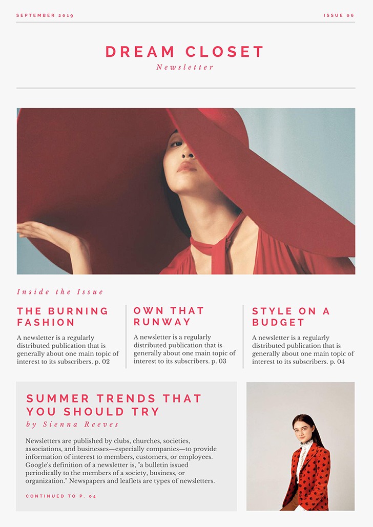 red-and-gray-fashion-general-newsletter