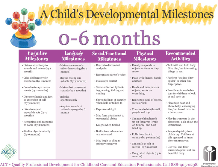 a-childs-developmental-milestones