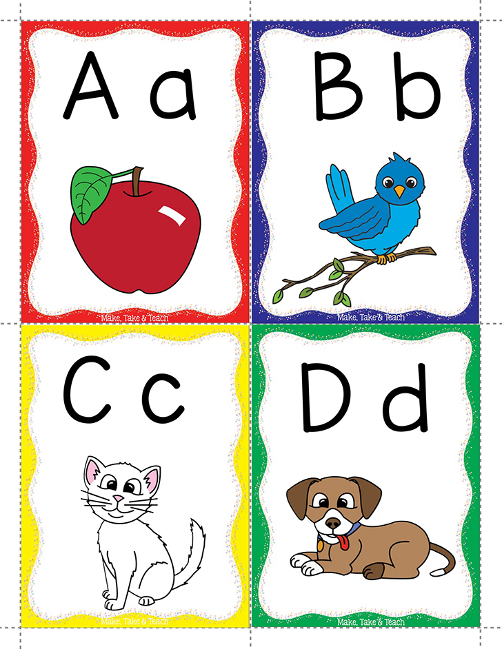 alphabet-keyword-flash-cards