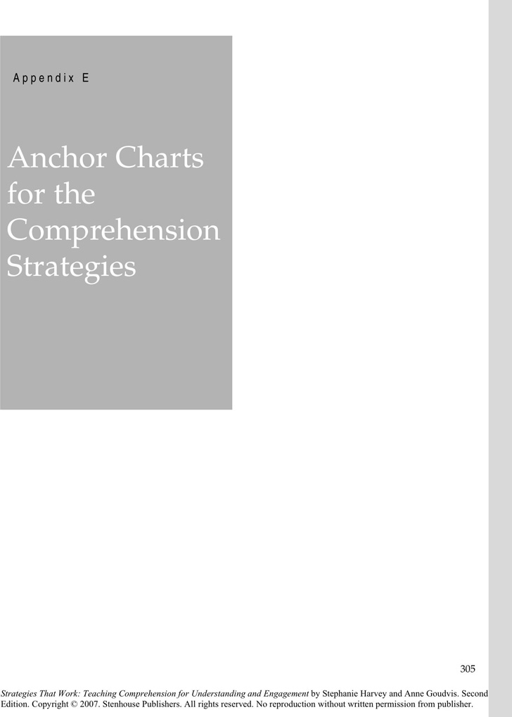 anchor-charts-for-the-comprehension-strategies