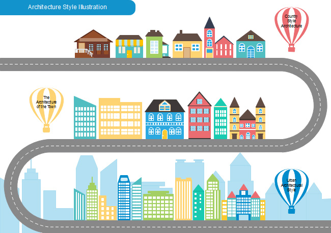 architecture-style-infographics