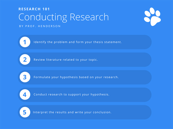 blue-and-white-photo-research-process-flow-chart
