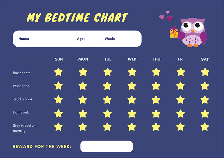 blue-owl-bedtime-reward-chart
