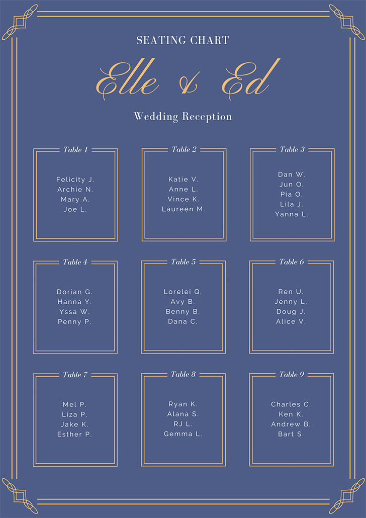 blue-wedding-seating-chart
