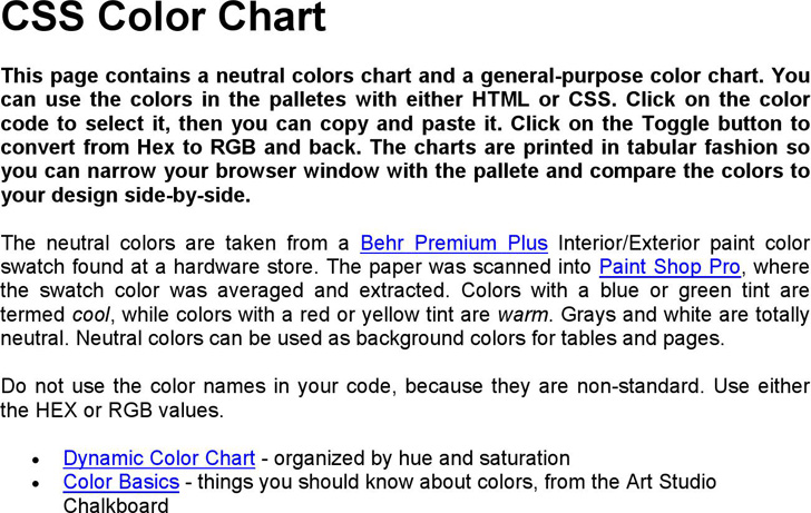 css-color-chart