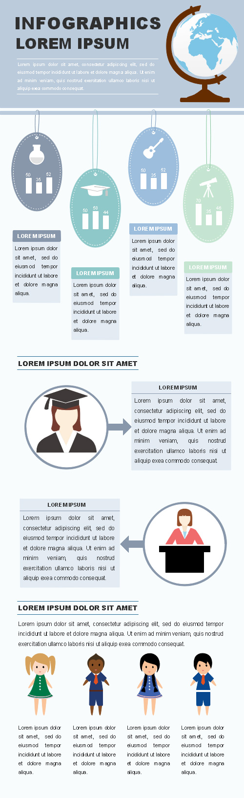 education-report-infographic