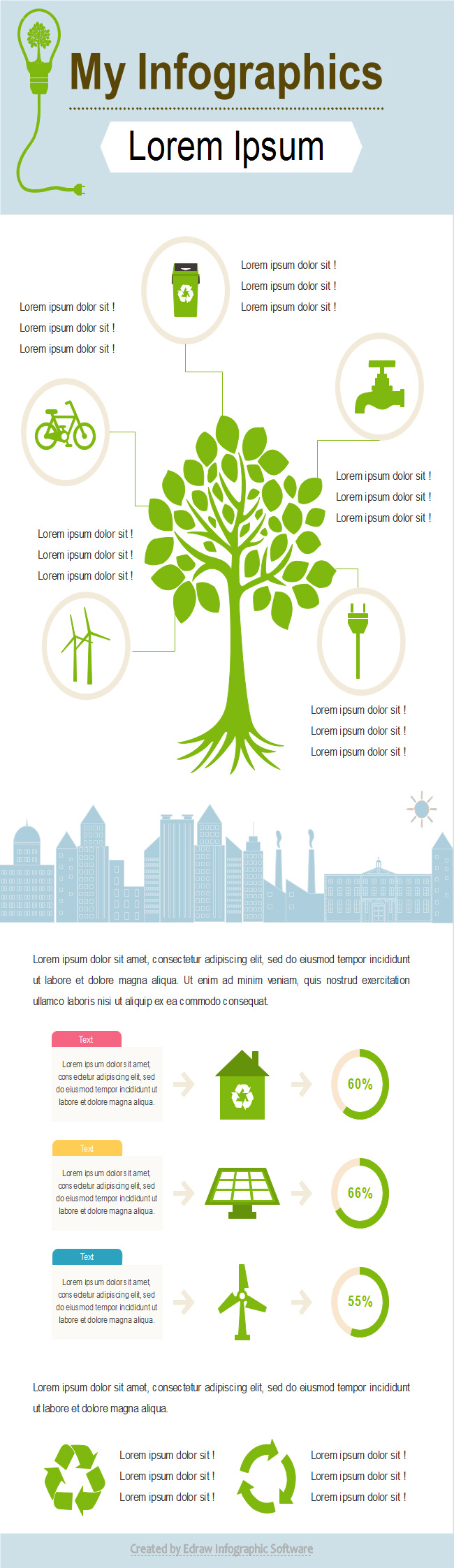 environmental-care-infographic