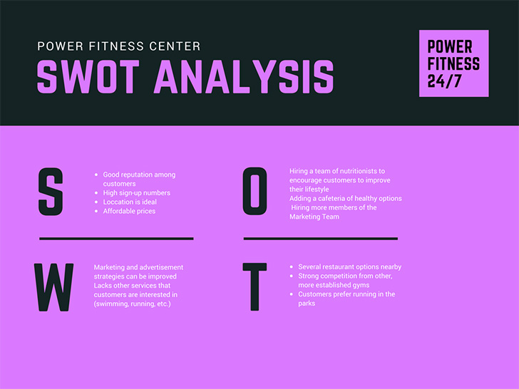 hot-pink-and-black-swot-analysis-chart