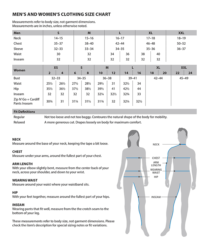 men-and-women-clothing-size-chart