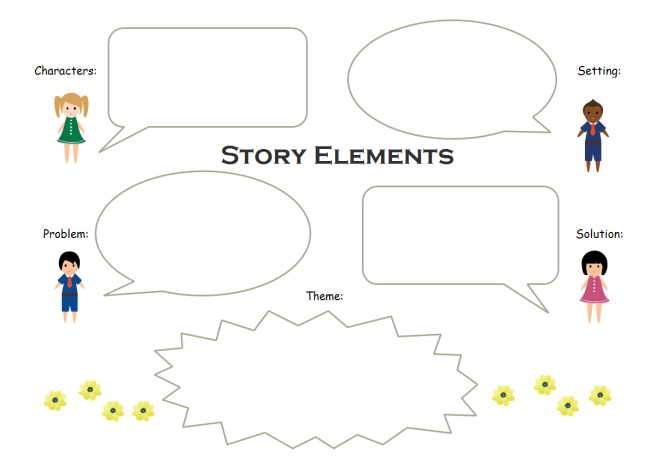 story-elements-graphic-organizer