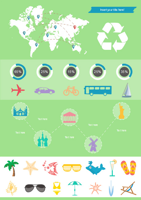 tourism-survey-infographics