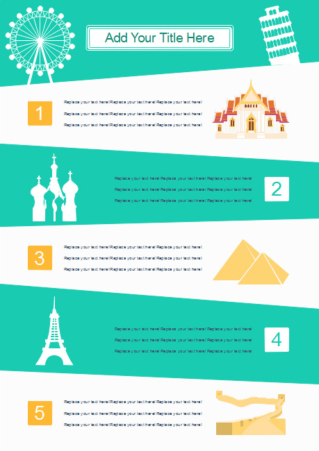 tourist-sites-infographics