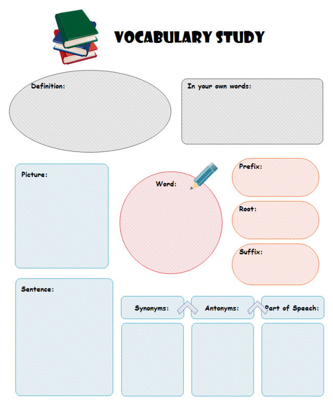 vocabulary-study-graphic-organizer
