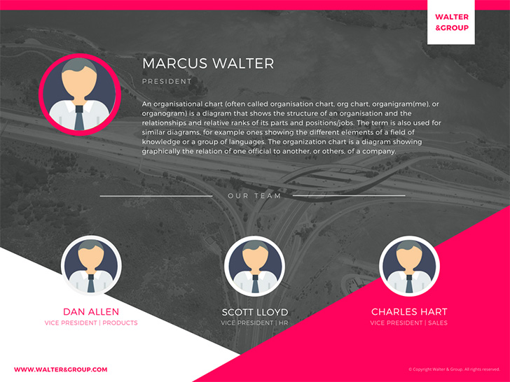 walter-group-organizational-chart