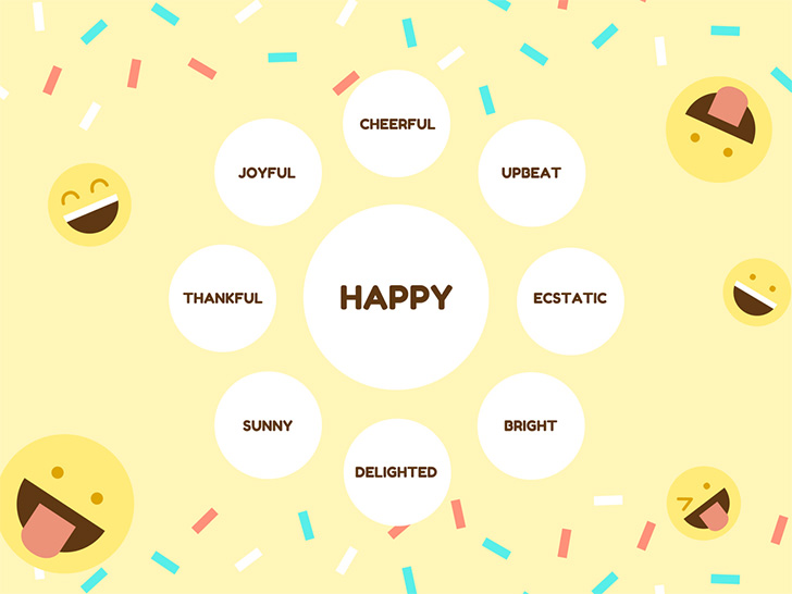 yellow-confetti-emoticon-bubble-map-chart